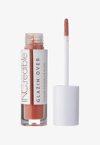 INC.redible - INC.REDIBLE GLAZIN OVER LIP GLAZE - Lip gloss - 10085 #weekend - 0