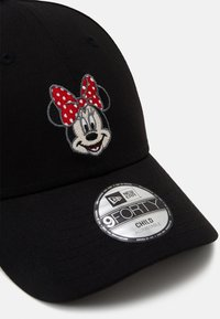 New Era - KIDS DISNEY CHARACTER FACE UNISEX - Kšiltovka - black - 3