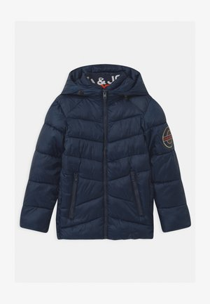 JORANDER PUFFER - Winter jacket - navy blazer
