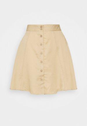 PCMARYLEE SKIRT - A-snit nederdel/ A-formede nederdele - warm sand