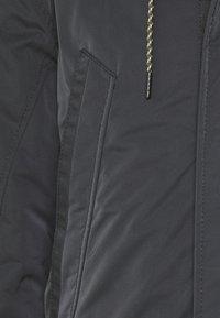 camel active - Zimní kabát - charcoal - 3