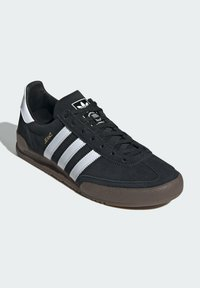 adidas Originals - JEANS TERRACE ORIGINALS SNEAKERS SHOES - Matalavartiset tennarit - black - 1
