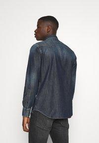 Replay - Shirt - dark blue denim - 2