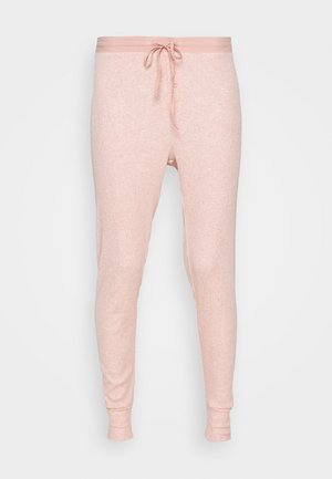 JOGGER - Pyjama bottoms - dusty pink