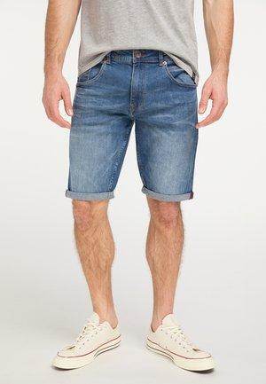 Szorty jeansowe - medium blue