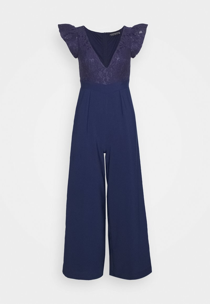 Little Mistress Petite - Tuta jumpsuit - navy