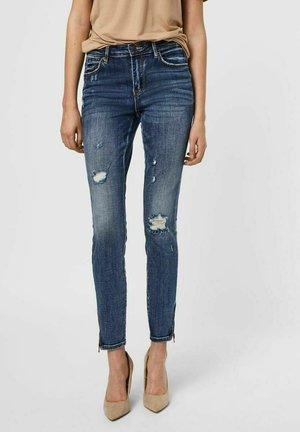 VMTILDE - Jeans Skinny - medium blue denim