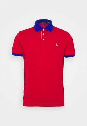 BASIC - Polo shirt - red