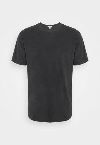 POCKET TEE - T-shirt basic - anthracite