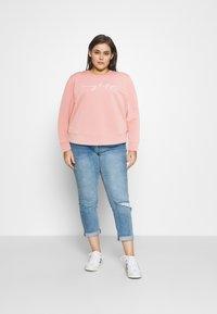 Tommy Hilfiger Curve - Sweatshirt - soothing pink - 1