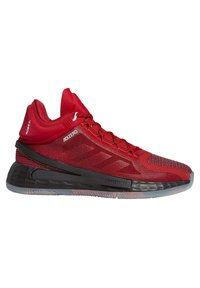 adidas Performance - D ROSE 11 SHOES - Basketball shoes - red - 5