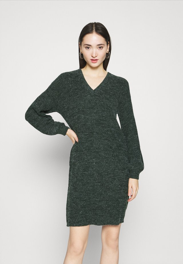 NOVO DRESS - Robe pull - darkest spruce