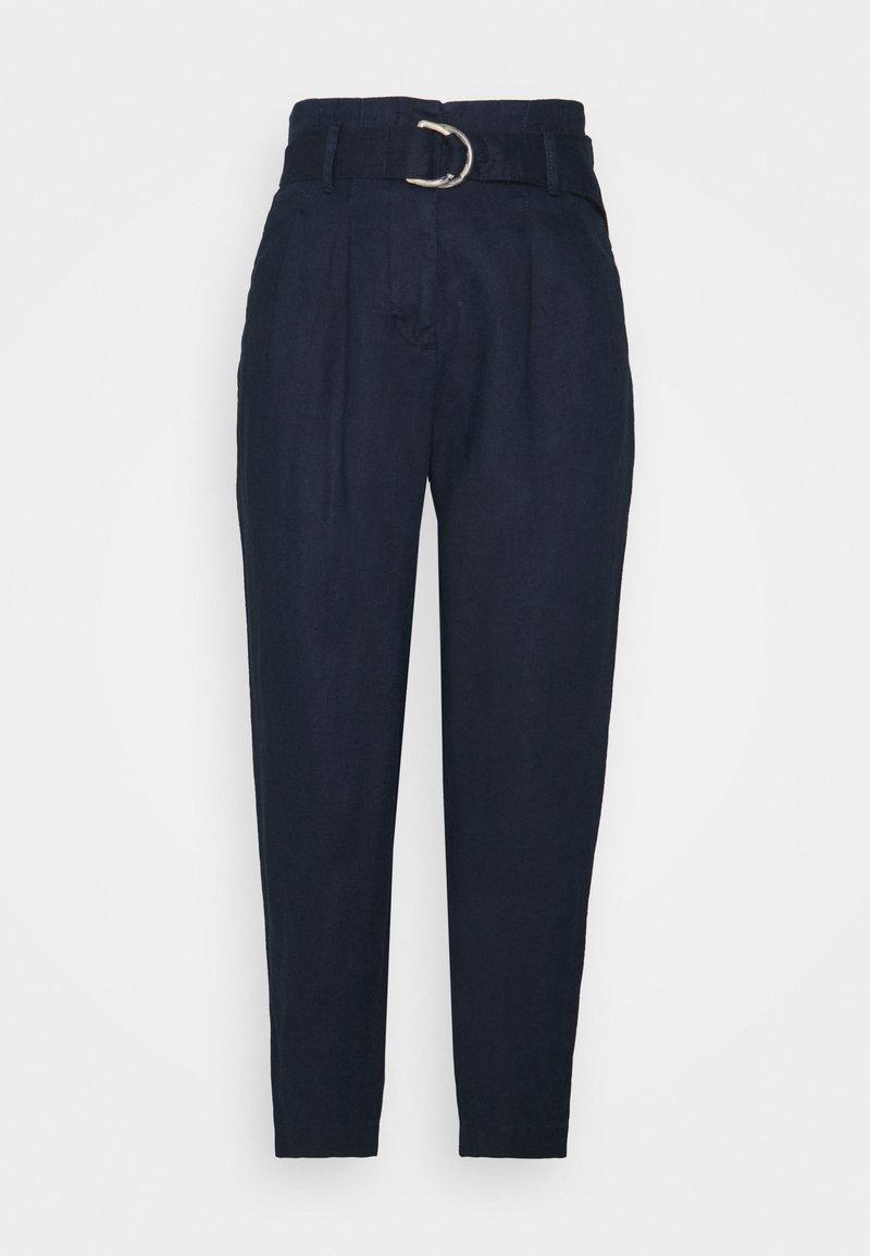 Marks & Spencer London - Kalhoty - dark blue