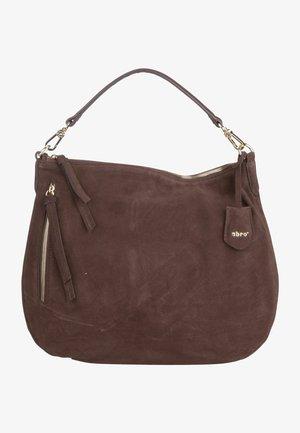 JUNA  - Handbag - dark brown