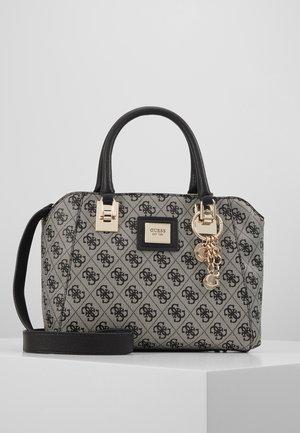 CANDACE SOCIETY SATCHEL - Håndtasker - black