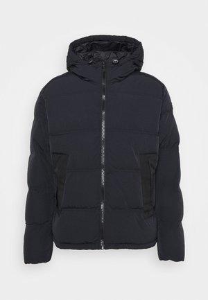 ROCHESTER OUTDOOR HOODED JACKET - Training jacket - black