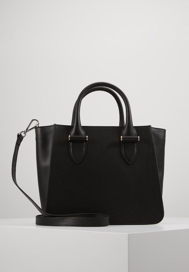 Decadent Copenhagen - LYNETTE SMALL TOTE - Handtasche - black