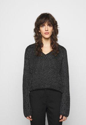 SADELLA - Pullover - black