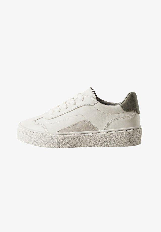 ALVIN - Sneakers laag - weiß