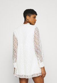 Gina Tricot - DEA DRESS - Cocktail dress / Party dress - off-white - 2