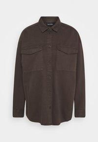 Monki - CIM SCALE - Blouse - brown - 4