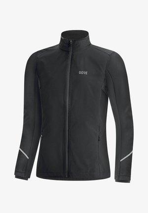 Training jacket - schwarz