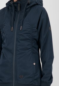 alife & kickin - Outdoor jacket - marine - 4