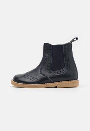 CHELYS BROGUE UNISEX - Kotníkové boty - dark blue