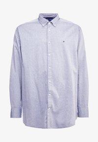 Tommy Hilfiger - FLEX DOBBY SHIRT REGULAR FIT - Shirt - blue - 3