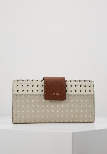 LOGAN - Wallet - gray