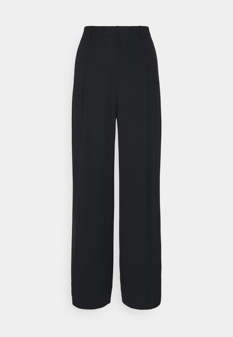 Filippa K - STACEY TROUSER - Kalhoty - black