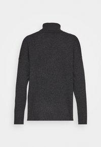 pure cashmere - TURTLENECK - Jumper - graphite - 1