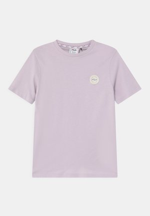 PIPER UNISEX - T-shirts basic - orchid petal