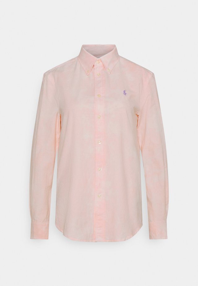 RELAXED LONG SLEEVE - Chemisier - resort pink