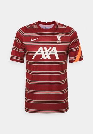 LIVERPOOL FC - Klubové oblečení - team red/bright crimson/fossil
