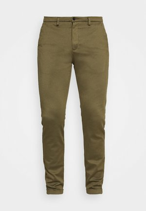 PANTS - Trousers - olive
