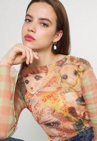 NEW girl ORDER - MANGA GIRLS SPLICED - Long sleeved top - multi - 3