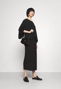 By Malene Birger - REMANO - Maxi skirt - black - 1