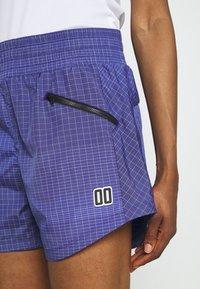 adidas Golf - PRIMEBLUE SHORT - Pantaloncini sportivi - semi night flash - 3