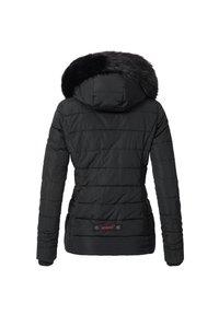 Navahoo - MIAMOR - Winter jacket - black - 1