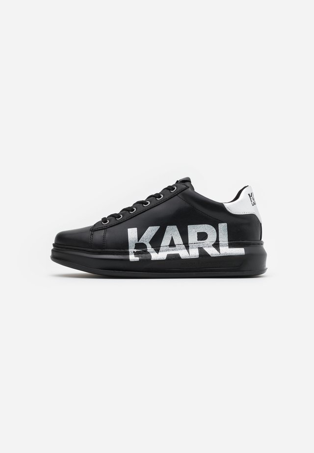 KAPRI LOGO  - Baskets basses - black