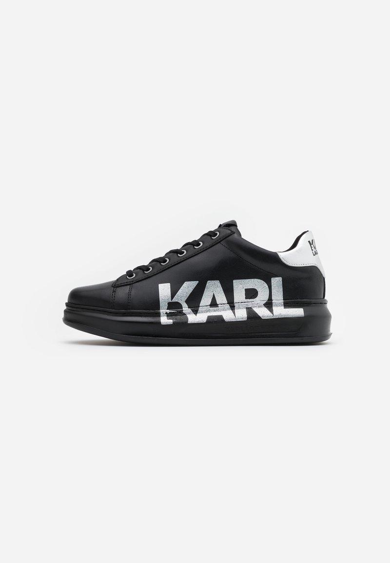 KARL LAGERFELD - KAPRI LOGO  - Sneakers - black