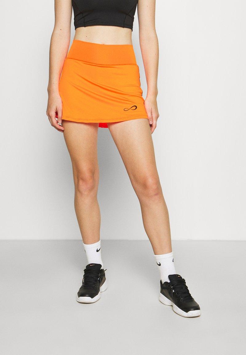 Endless - FALDA MINIMAL - Rokken - orange