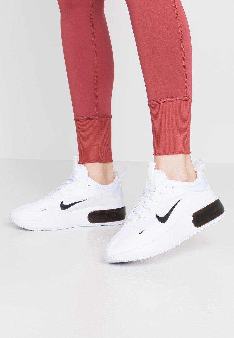 Nike Sportswear - AIR MAX DIA - Trainers - white/black