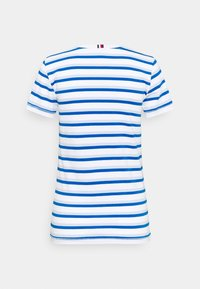 Tommy Hilfiger - COOL SLIM ROUND - Print T-shirt - ombre/weet blue - 1
