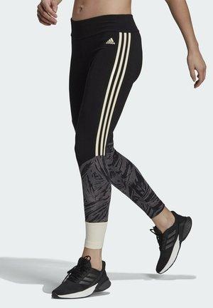 W UFORU  - Leggings - Trousers - black