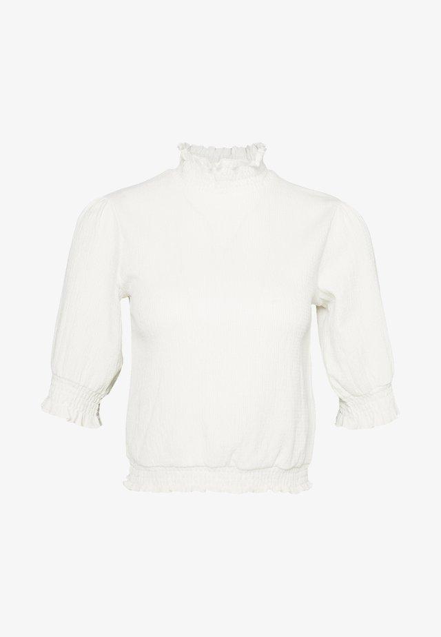 NICOLINA - Bluser - white light