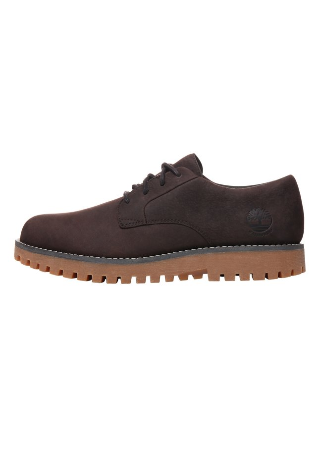 JACKSON'S LANDING OXFORD - Zapatos con cordones - coffee bean