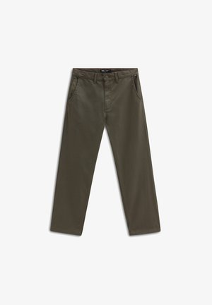 AUTHENTIC - Chinos - grape leaf