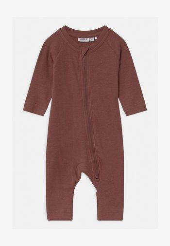 NBFRINKA - Pyjamas - marron